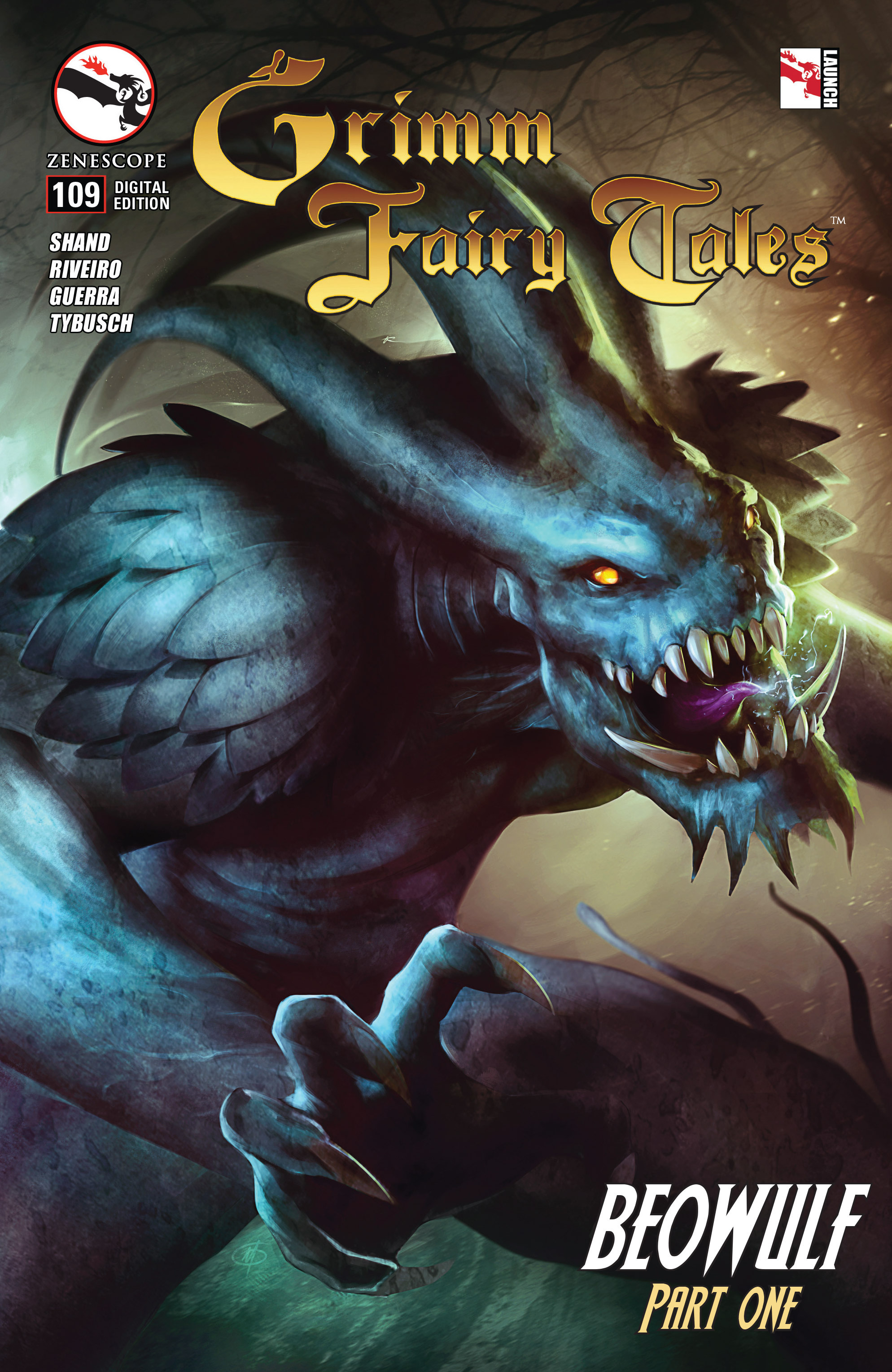 Grimm Fairy Tales (2005) Issue #109 #112 - English 1
