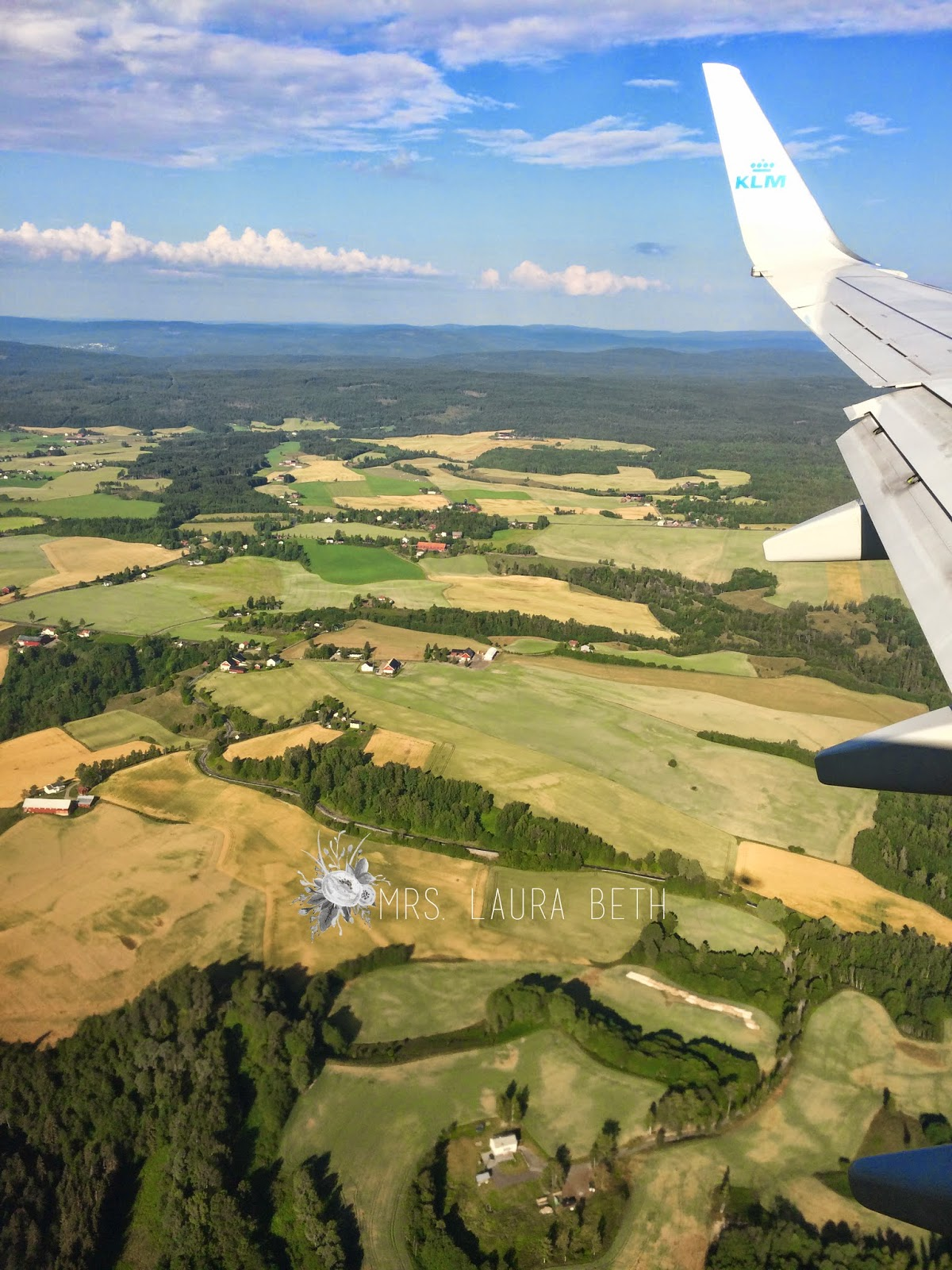 Norway, landscape, klm