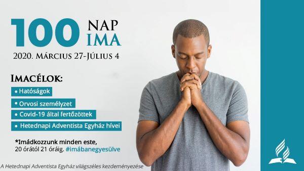 100 nap imádságban