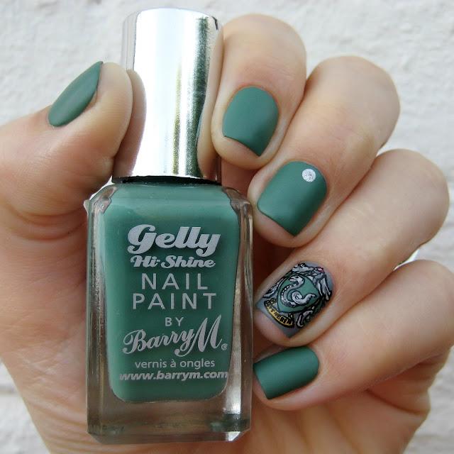 Dahlia Nails Ravenclaw Nail Art: Dahlia Nails: Always
