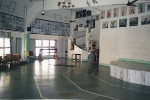 The main hall at RIMYI
