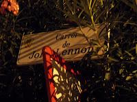 Carrer de John Lennon Ibiza