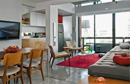 decoracao de cozinha e quarto juntos : decoracao de cozinha e quarto juntos: casas com quarto e cozinha juntos, então vou compartilhar com vocês
