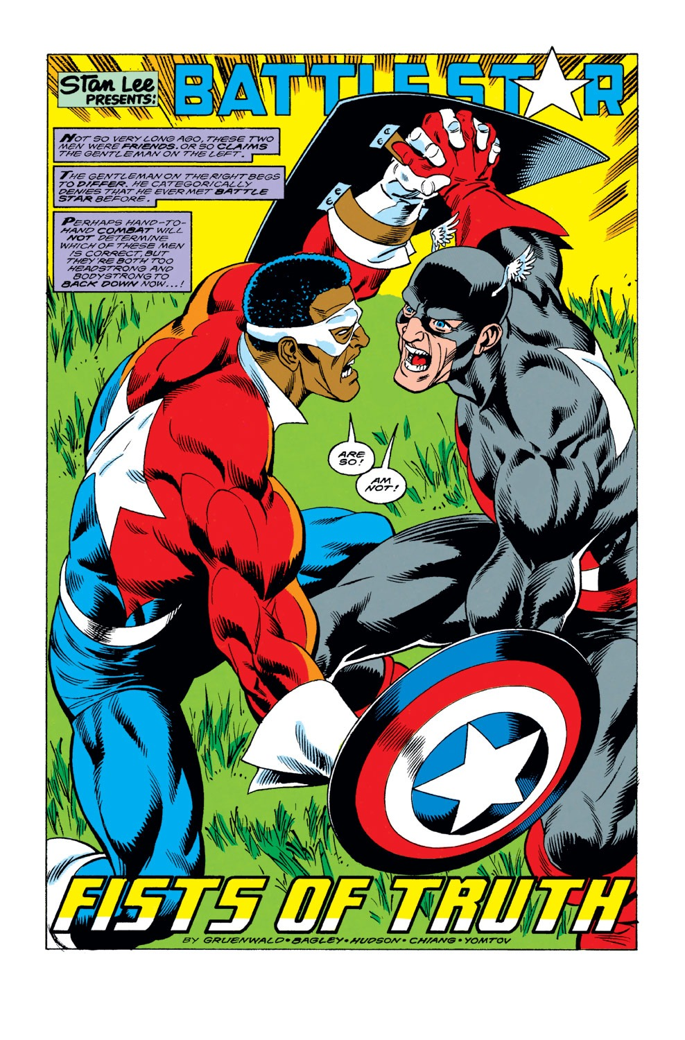 Captain America (1968) Issue #373 #306 - English 19