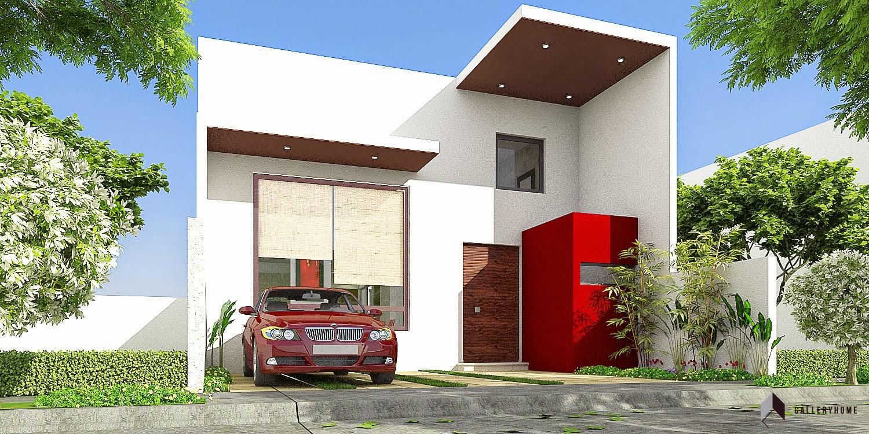Gallery home modelo 113 venta de casa de una planta a for Modelos de casas minimalistas