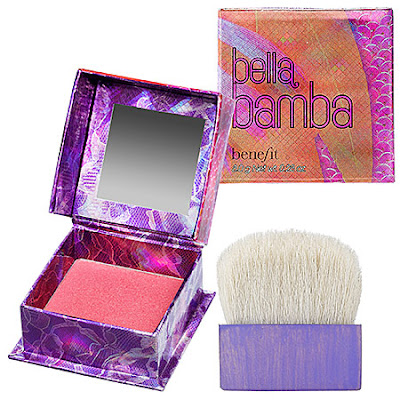 Benefit, Benefit Bella Bamba Blush, blush, eyeshadow, eye shadow, makeup