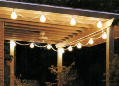Best Interior Galery: Modern Patio Lightings Ideas
