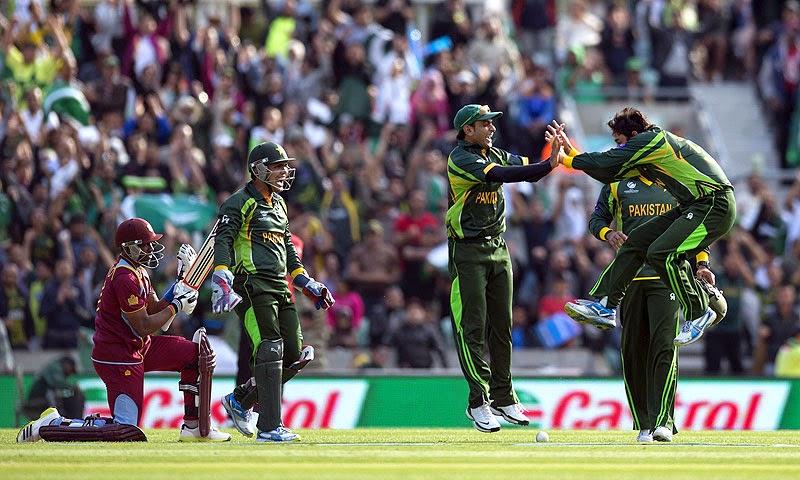 ICC T20 World Cup 2014 Pakistan Vs West indies