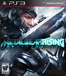 Metal Gear Rising Revengeance PS3ISO