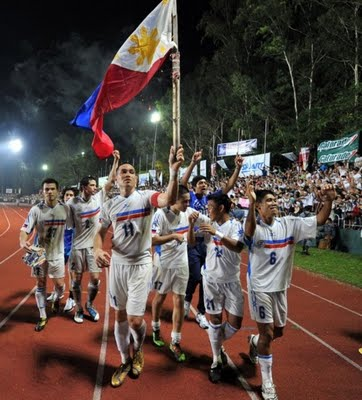 Azkals - Philippine Football Team