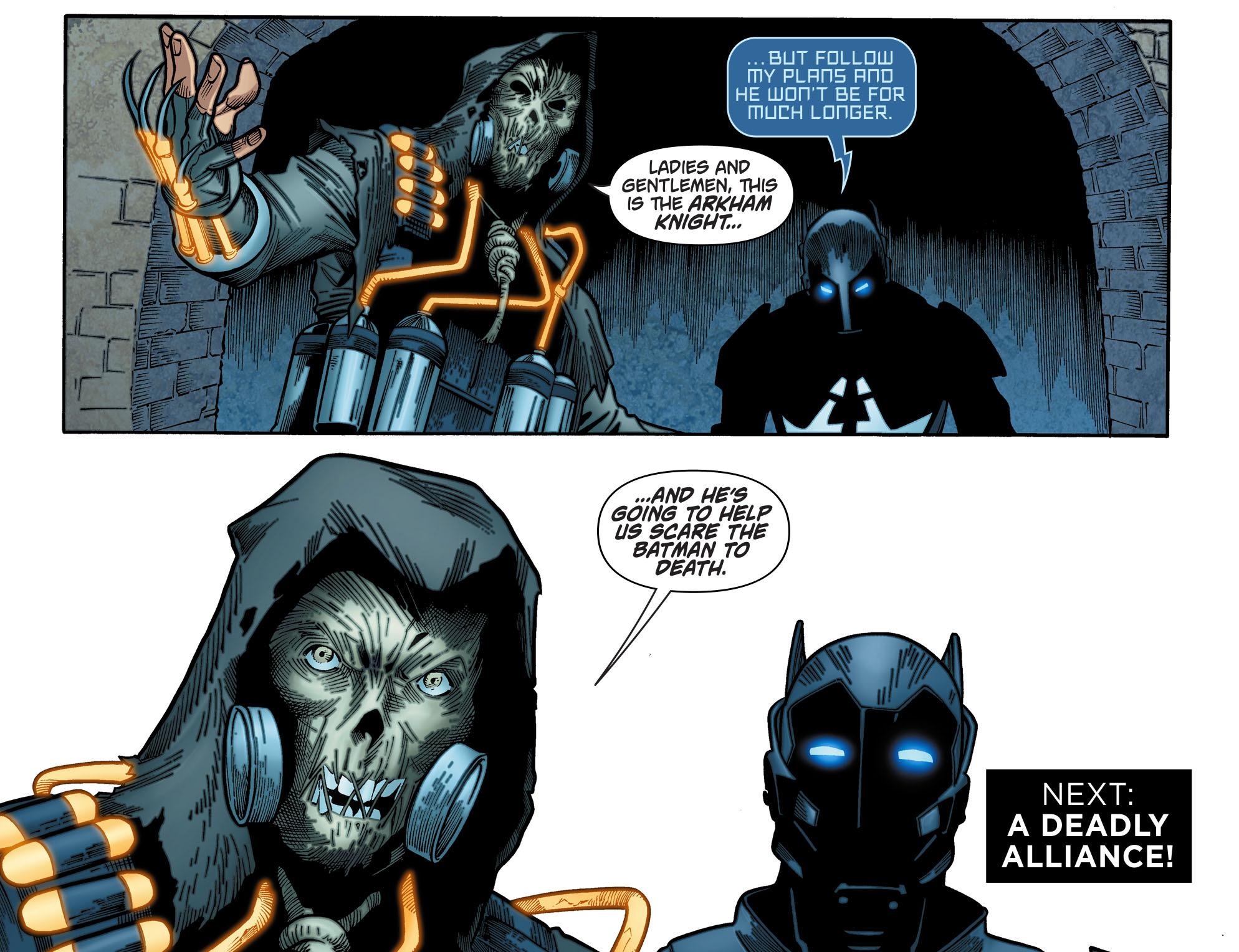 Batman: Arkham Knight [I] Issue #36 #38 - English 22