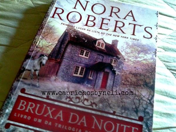 Bruxa da noite, Nora Roberts