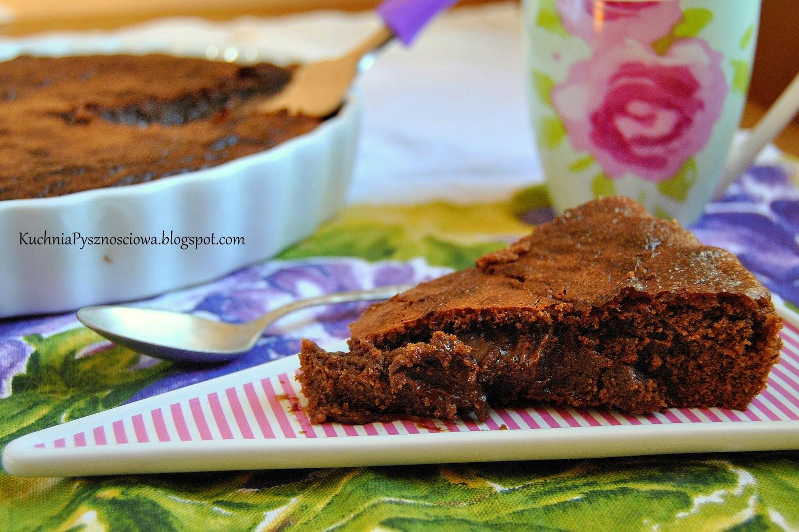 274. Ciągnik, ciasto ekstremalnie czekoladowe specjalnie na 2.urodziny bloga