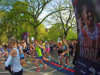 2017 Shape Women's Half-Marathon