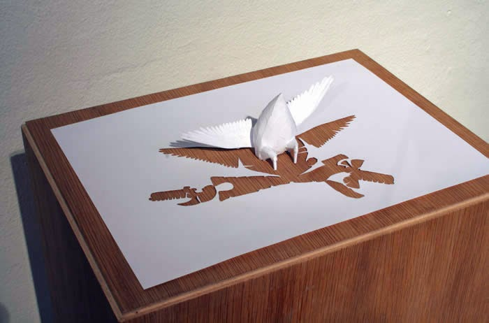 Peter Callesen - Paper Cut