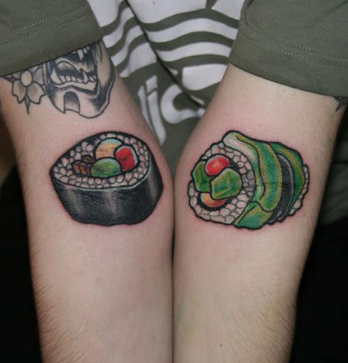 half sleeve tattoos for women