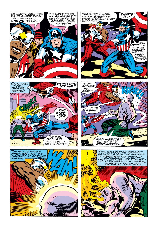 Captain America (1968) Issue #205 #119 - English 17