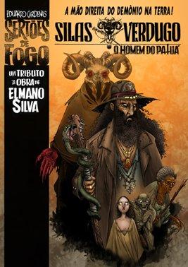 LOST COMICS, quadrinhos perdidos de Eduardo Cardenas