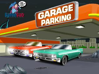 Garajda Park Oyunu