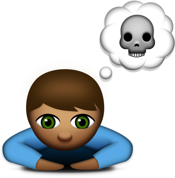 emoji abuzati copil suicid