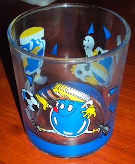 bicchiere nutella