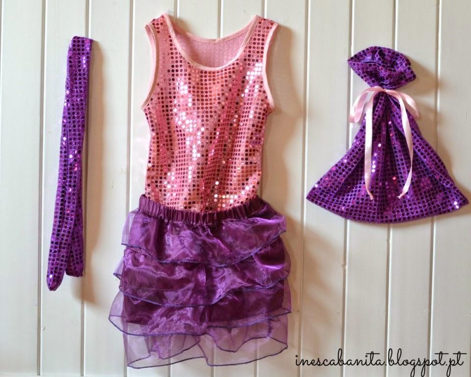 Vestido da Violetta