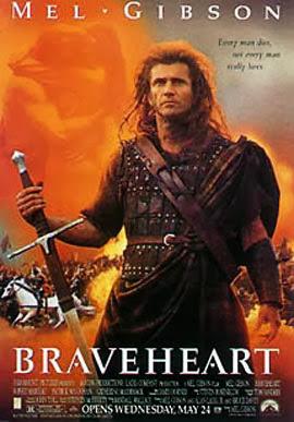 Poster de Braveheart