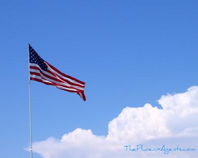 American Flag in Phoenix AZ