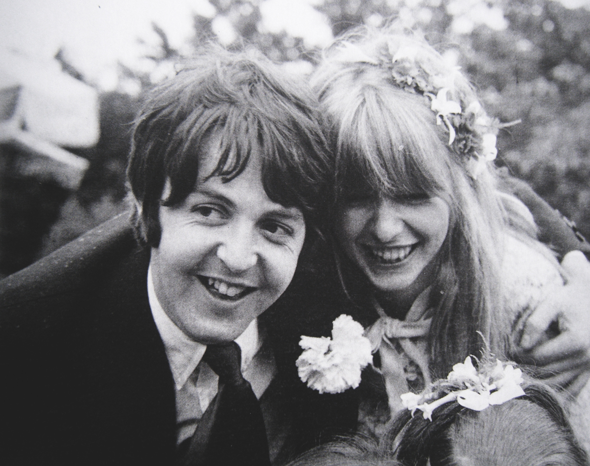 7413 1968 Paul Jane Attend Michael McCartney