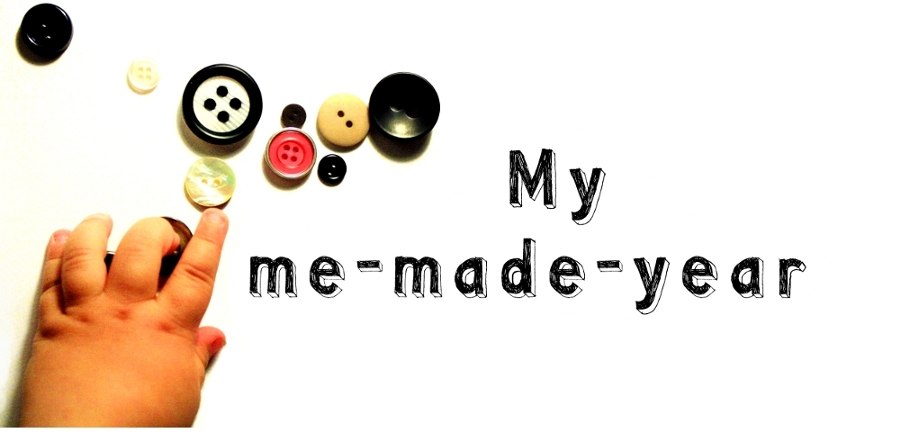 My me-made-year