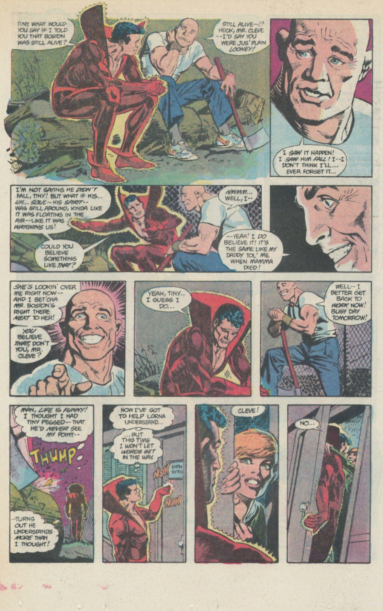 Deadman (1986) #1 #4 - English 21