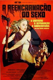 Mortal Possession The Reincarnation of Sex 1982