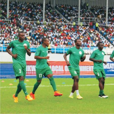 U23s ready for Senegal 2015