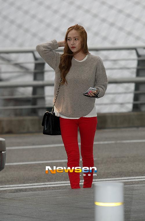 SNSD Di Bandara Incheon 12