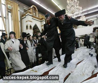 vicces zsidók