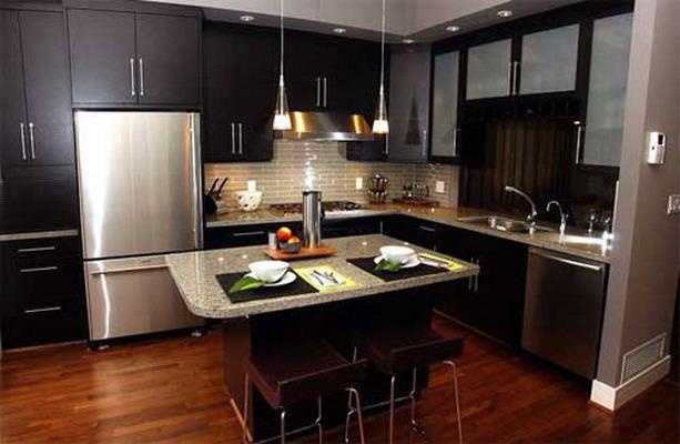 Consejos para iluminar su cocina la iluminaci n ideal - Iluminacion para cocina ...