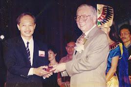 25 Years Service Award