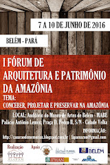 I Fórum de Arquitetura e Patrimônio da Amazônia