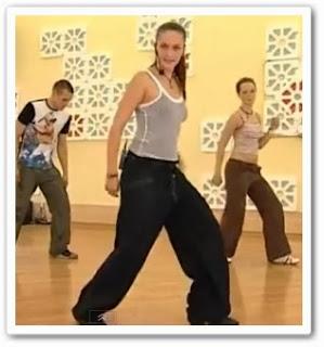 видео онлайн Худеем танцуя хип - хоп