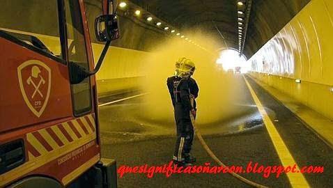 el significado de soñar con bomberos