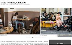 Nino Herman, Café Albi ISRAEL