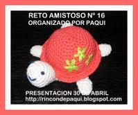 RETO AMISTOSO N° 16