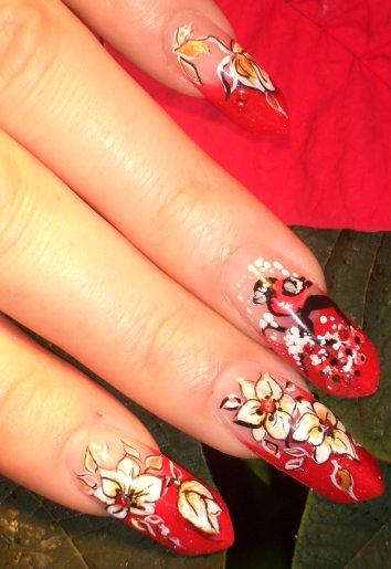 Christmas Nail Art Ideas -31