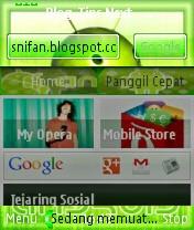 Opera Mini Next Android V7.0.28967 S60V2 Three