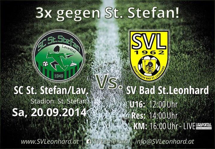 SV Bad St. Leonhard / 1. Klasse D2