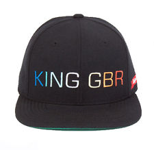 King Apparel black cap