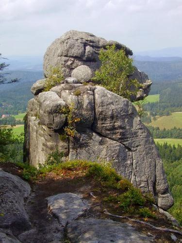 Skałka Małpolud