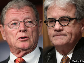 Oklahoma Senators Repeatedly Opposed Disaster Relief Funds