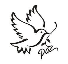o segredo da paz é amor