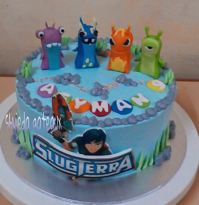 Shyieda Gateaux Homemade Melaka Slugterra Cake